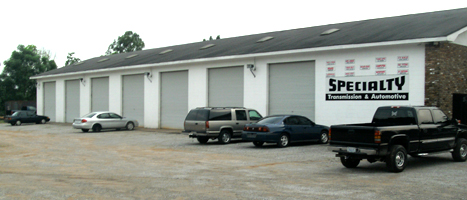 Specialty Transmission & Auto in Mobile, AL