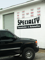 Specialty Transmission & Auto in Mobile,AL